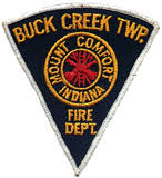 Mount Comfort Airport Indiana Fire Trucks Buck Creek Township Fire Department