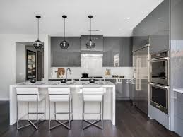 two tone kitchen cabinets white and grey painting a two tone kitchen pictures ideas from hgtv hgtv
