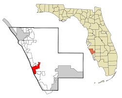 Time Zone Map Florida by Venice Florida Wikipedia