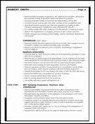 designer resumes u2013 completed resume samples