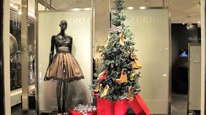 Christmas Decorations Shop Window Displays by Azzurro