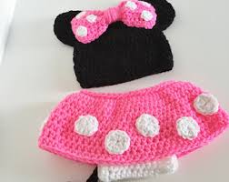 Crochet Newborn Halloween Costumes Mickey Mouse Baby Boy Halloween Costume Newborn Photo