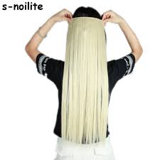 4 Piece Clip In Hair Extensions by Online Get Cheap Extension 4 Piece Aliexpress Com Alibaba Group