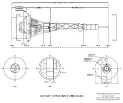 mercury spacecraft dimensions jpg