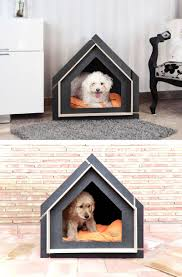 Modern Dog Furniture by This Collection Of Modern Pet Houses Were Inspired By Swiss