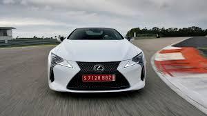 lifted lexus sedan 2018 lexus lc looks quite balanced in new ad