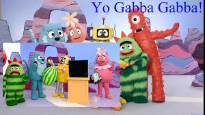 yo gabba gabba season 4 episode 3 awesome christmas special