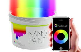 wallsmart an interactive paint u2022 materia