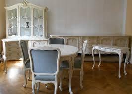 Esszimmer Antik Kaufen Esszimmer Garnitur Antik Stil Rokoko Chippendale Tisch 4