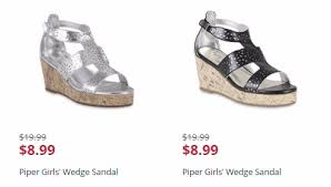 kmart s boots on sale shoes bogo for 1 at kmart great deals on wedge sandals and