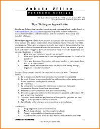 Sample Withdrawal Of Resignation Letter 8 Letter Of Appeal Sample For College Quote Templates
