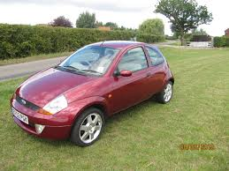 ford ka style with sport kit
