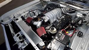 modded cars engine 1970 dodge challenger resto mod t214 kissimmee 2016