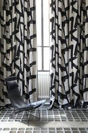 Painting Fabric Curtains Touraco Casamance 窗帘 Pinterest