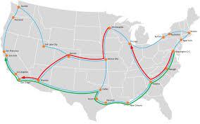 Austin Google Fiber Map by George N Rouskas U2014 News