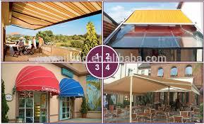 Led Patio Umbrella by Cantilevered Solar Powered Led Outdoor Umbrella Parasol China
