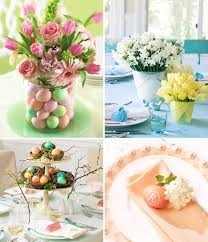 Easter Brunch Table Decorations by 4 Easy Spring Ideas For Table Decorations Perfect For Easter Too