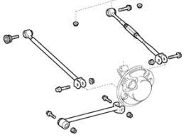 toyota avalon brakes toyota avalon alignment specs 2005 2011 front rear suspension