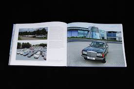 new book tells fascinating history of the mercedes benz w123