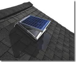 solar attic ventilation the solar powered fan attic jr solar