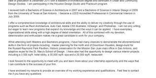 cover letter for architecture fresh graduate resume u0026 cover letter