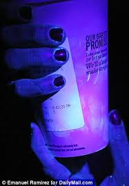 black light and germs do you know how dirty your hands are we reveal all daily mail online