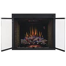 Fireplace Insert Screen by Amazon Com Classicflame 39eb500grs 39