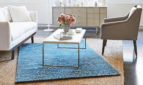 carpet images for living room 6 easy ways to master the layered rug look