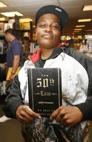 Barnes And Noble Jamaica Queens 50 Cent Pimps His New Self Help Book U0027the 50th Law U0027 At Barnes