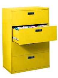 Yellow Metal Filing Cabinet Yellow Metal Filing Cabinets You Ll Wayfair