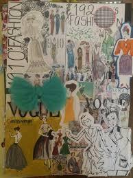 fashion mood board year 11 gcse art mood boards pinterest
