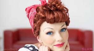 lucille ball makeup transformation with kandee johnson about