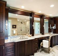 framing bathroom mirror with molding mirror with crown molding frame bathroom mirror with crown molding
