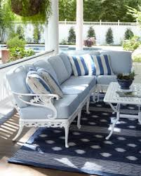 Patio And Porch Furniture by French Country Outdoor Furniture Lounging And Dining