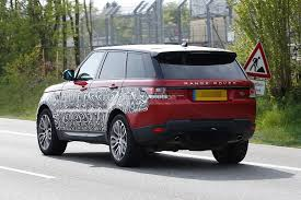 lifted land rover 2016 2017 range rover sport facelift spied inside u0026 out autoevolution