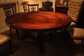 steve silver 72 round dining table 72 inch round dining table new mahogany pedestal empire or regency