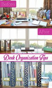 How To Keep Your Desk Organized 25 Practical Office Organization Ideas And Tips For The Busy
