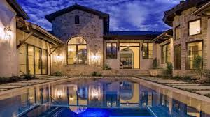 U Shaped House Plans by House Plans With Courtyard Pools Youtube