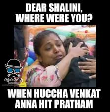 This Is Why Meme - this is why pratham uses the word bigg boss kannada season 5