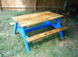 Ana White Preschool Picnic Table Diy Projects by The 25 Best Children U0027s Picnic Table Ideas On Pinterest Kids