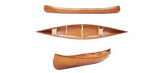 wooden kit wooden canoe kit