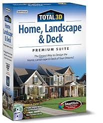 amazon com total 3d home landscape and deck suite 12 hobby
