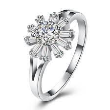 Flower Wedding Ring by Flower Wedding Rings Wedding Rings