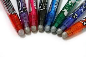 classmate pens pilot frixion erasable gel pen 0 5 mm jetpens
