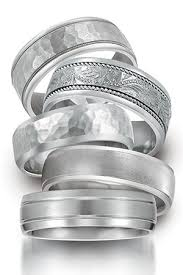 novell wedding bands novell design studio ganoksin jewelry community