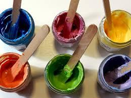 como pintura casera maquillaje niños
