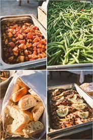 cheap wedding ideas for fall best 25 fall wedding menu ideas on fall wedding foods
