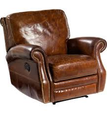 Vintage Recliner Chair Leather Reclining Chair Vintage Cigar