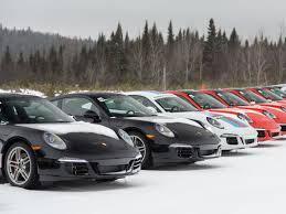 porsche 911 winter porsche c4 building better winter drivers autobytel com
