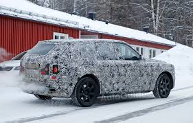 rolls royce suv rolls royce u0027s first ever suv will arrive early next year